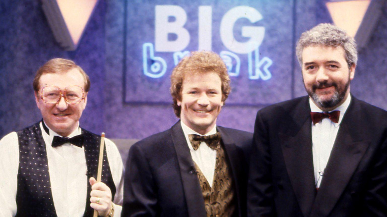 Big Break - Snooker related TV shows