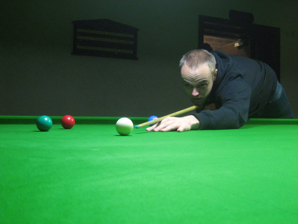snooker consistency