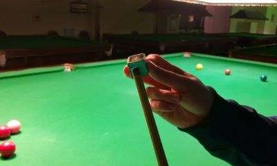 Snooker and Covid-19