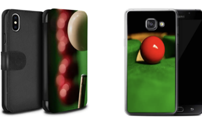 Snooker Phone Cases