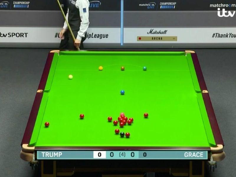 snooker on tv